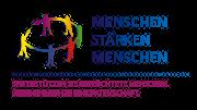 """Das Logo des Bundesprogramms """"Menschen stärken Menschen"""""""