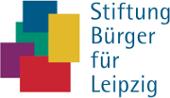 Das Logo der Stiftung Bürger für Leipzig