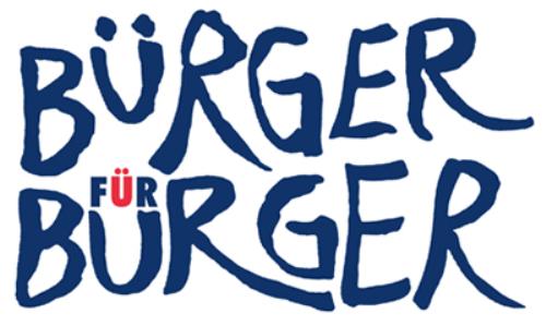 Logo der Stiftung Bürger für Bürger