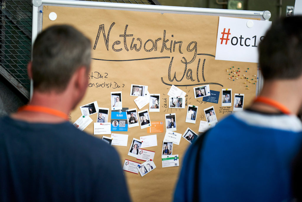 15.09.2018: openTransfer CAMP #Digitalisierung in Dresden