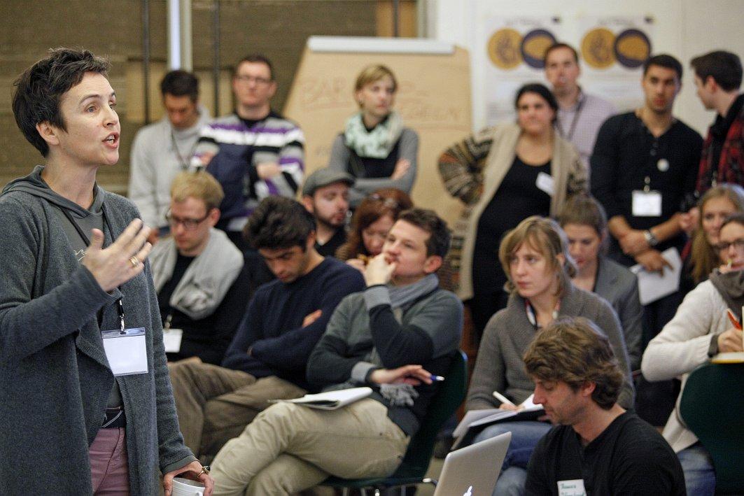 openTransfer Akademie Referentin Joana Breidenbach