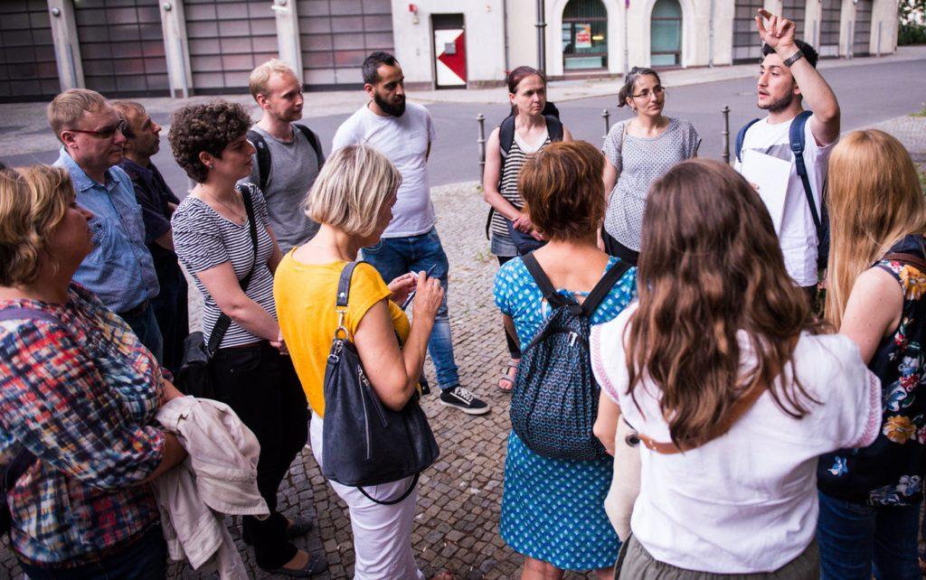 openTransfer #Patenschaften Expedition nach München