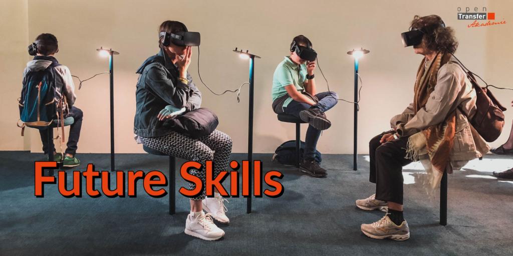 "Reihe: ""Future Skills – Neue Tools, Methoden und Formate"""