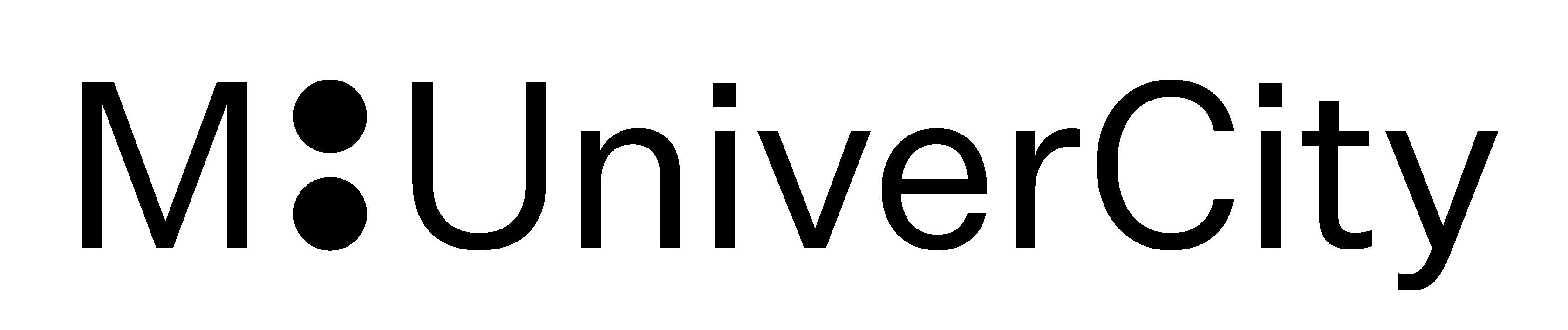 Logo der M:UniverCity