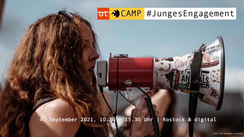 openTransfer CAMP #JungesEngagement, 4. September 2021